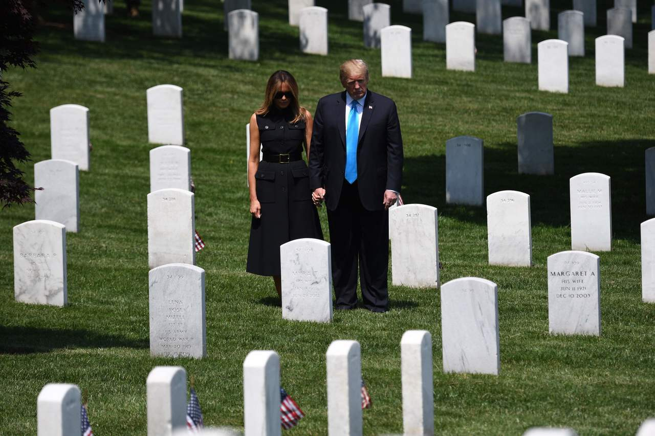 川普考慮特赦犯戰爭罪行的美軍士兵。 法新社