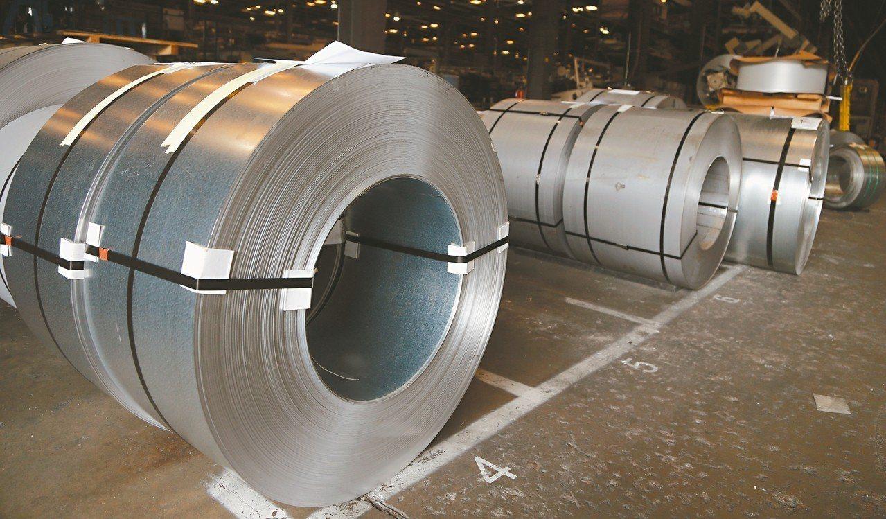法人表示,國內鋼鐵業第三季業績並不被樂觀期待。 美聯社