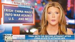美中貿易場外戰!福斯女主播向中國女主播下戰帖
