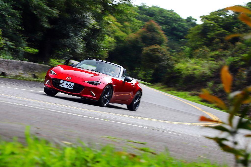 駕馭樂趣是Mazda MX-5一貫的產品特質,就算進化到第四代車型也都從未減少過...
