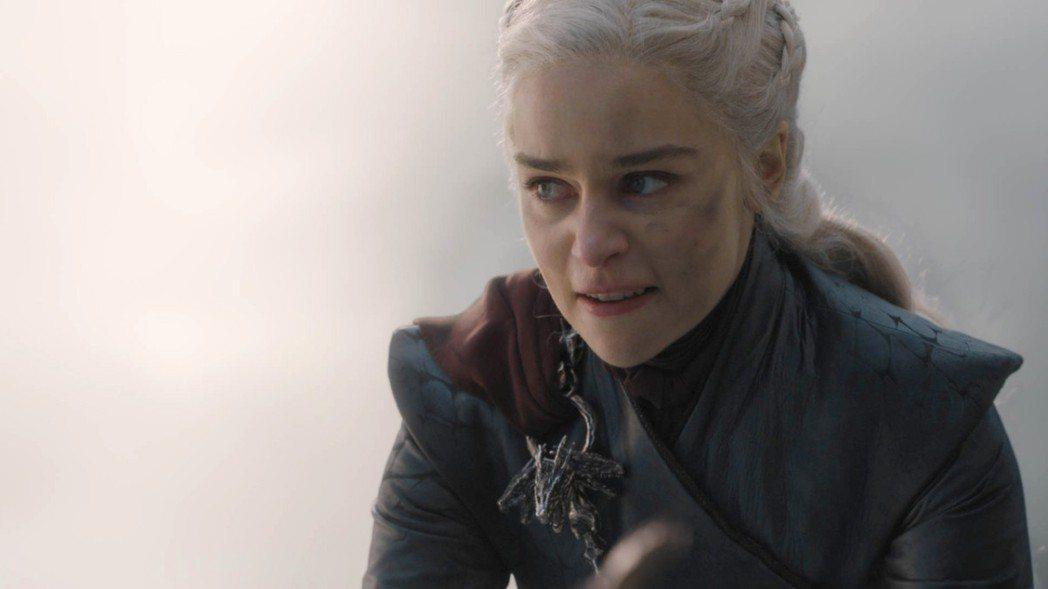 《冰與火之歌:權力遊戲》最終季處理角色心境轉折過於生硬。圖/擷自HBO官網