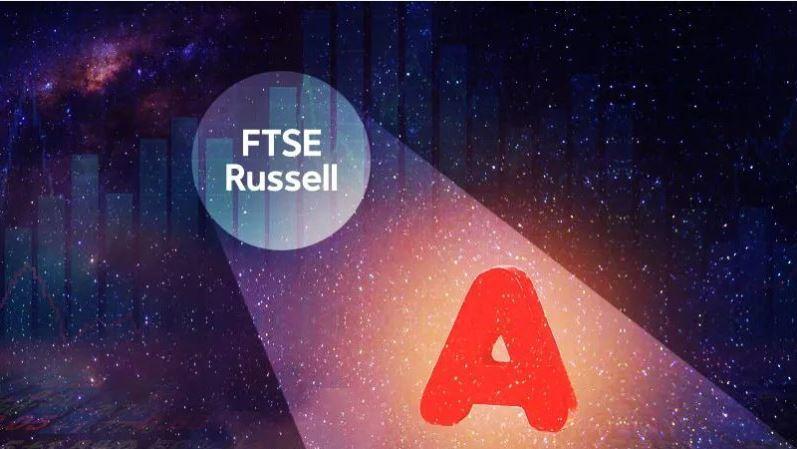 富時羅素(FTSE Russell)今晨將A股納入指數名單。名單顯示,共有109...