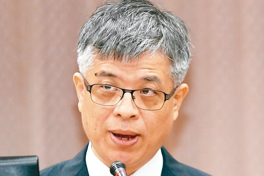 教育部政務次長劉孟奇。本報系資料照片