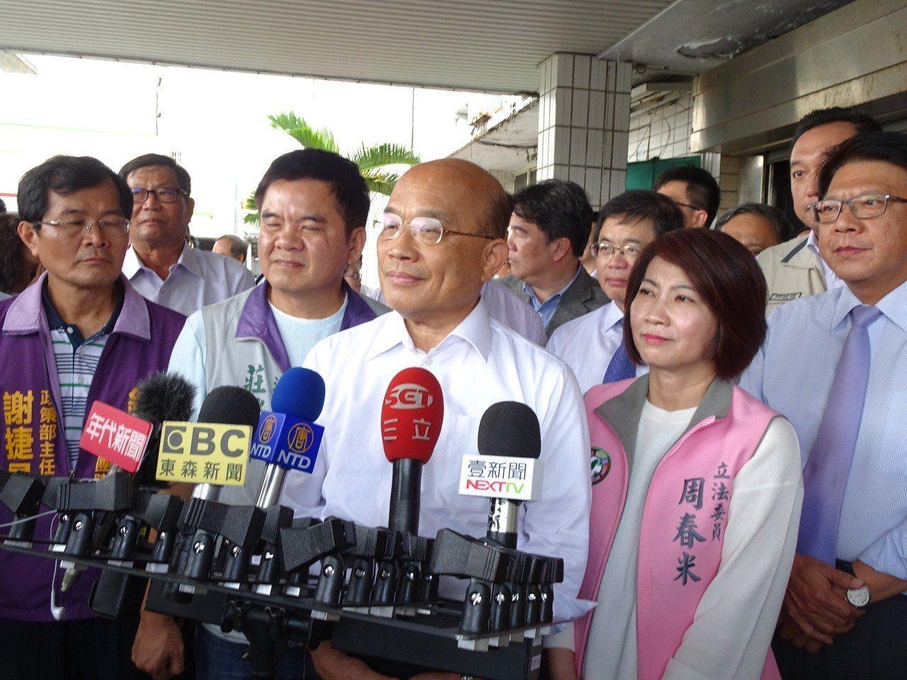 針對高雄市長韓國瑜在議會答詢時爆料,有「中央高級官員」每周來高雄一次,成立打韓小...