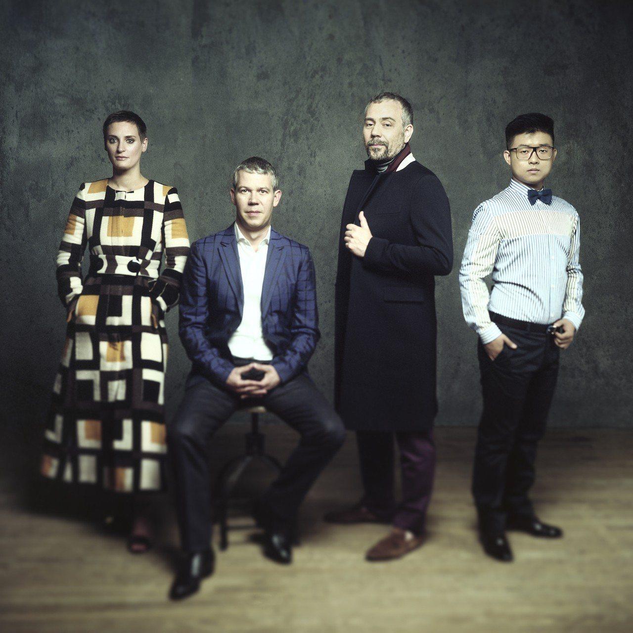 迪歐提瑪四重奏將帶來六首巴爾托克弦樂四重奏全集,這也是該套曲目在台灣的首演。圖/...