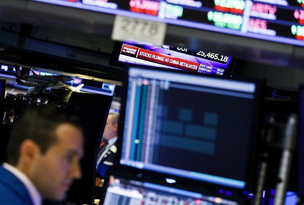 若未實施庫藏股,美股大盤將低上許多。歐新社
