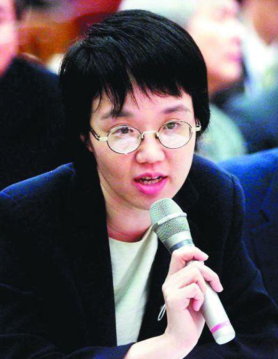 扁政府時期,無外交資歷的林芳玫曾任北協主委。 圖/聯合報系資料照片