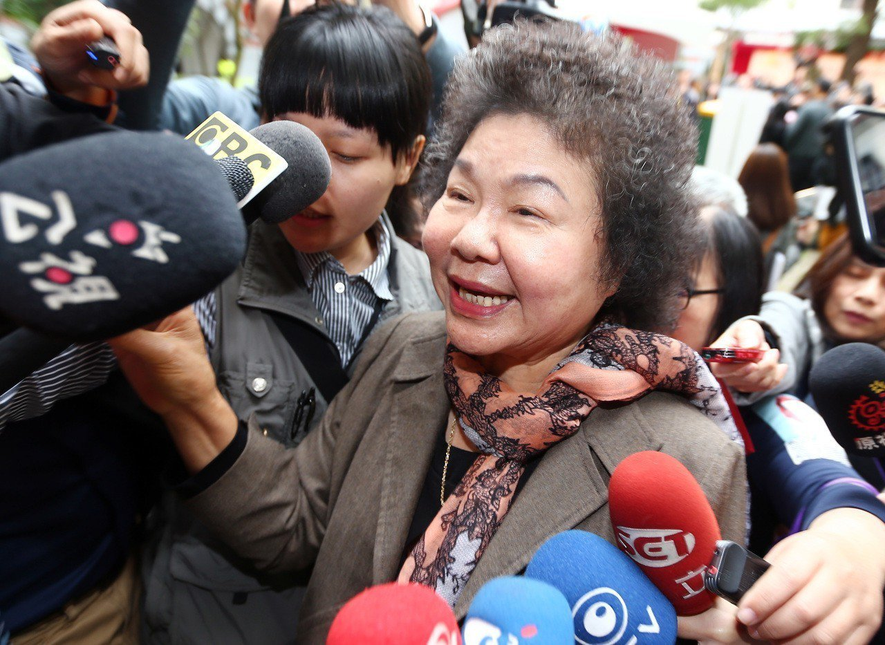 總統府秘書長陳菊。 聯合報系資料照/記者杜建重攝影