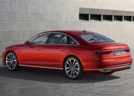不讓Maybach專美於前 Audi將推出更高級旗艦A8?
