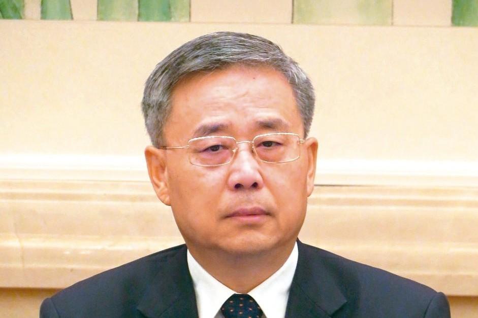 大陸銀保監會主席郭樹清 (本報系資料庫)
