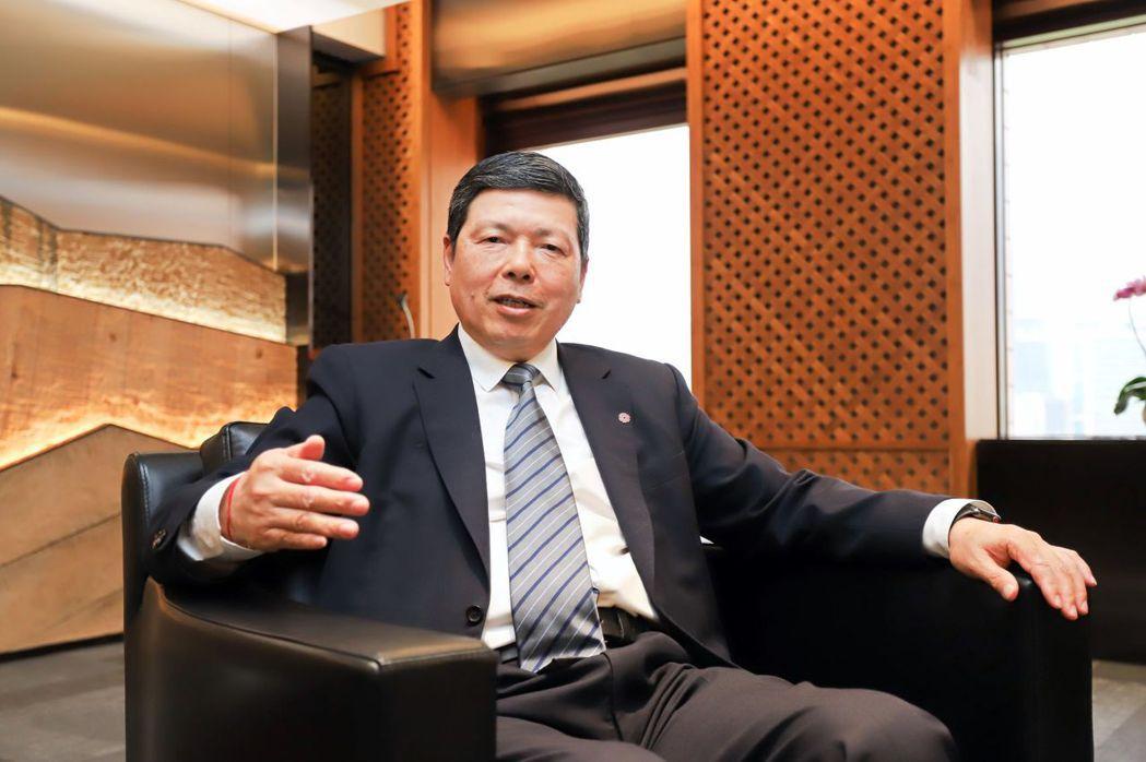 外貿協會祕書長葉明水指出,台北國際電腦展近年的轉變,全球ICT產業有目共睹。 彭...