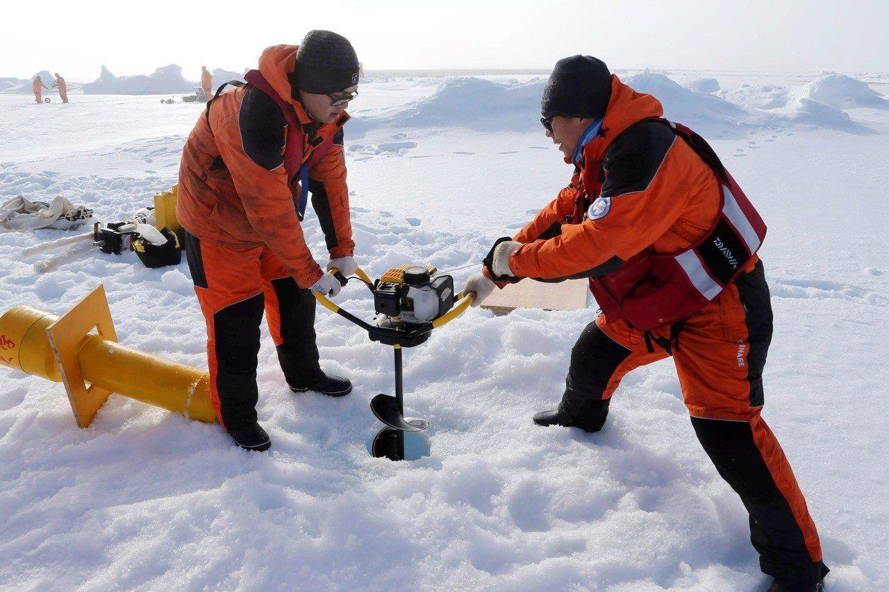 冰島接任北極理事會主席。圖/世界日報提供