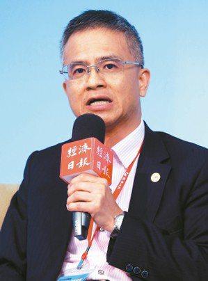 中華電信總經理郭水義 本報資料照片