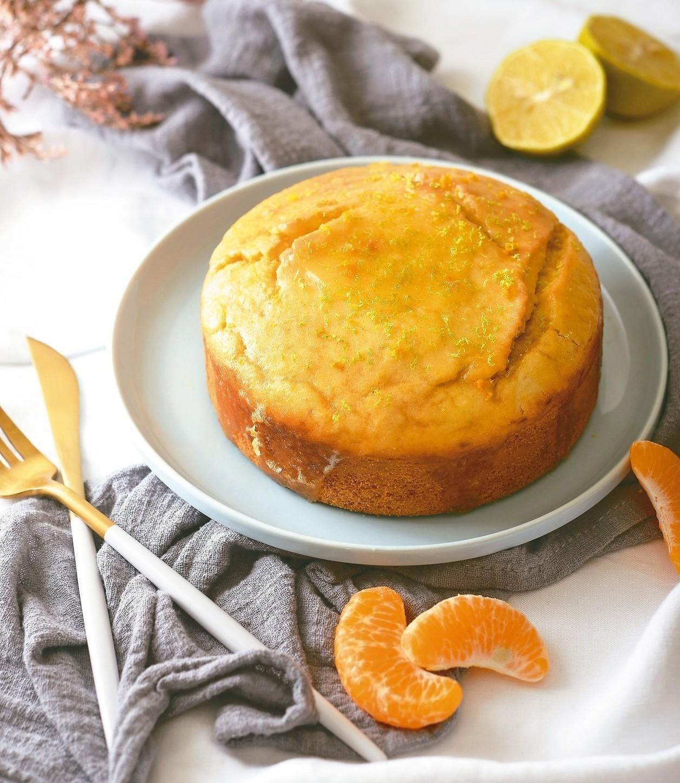 老奶奶柑橘蛋糕