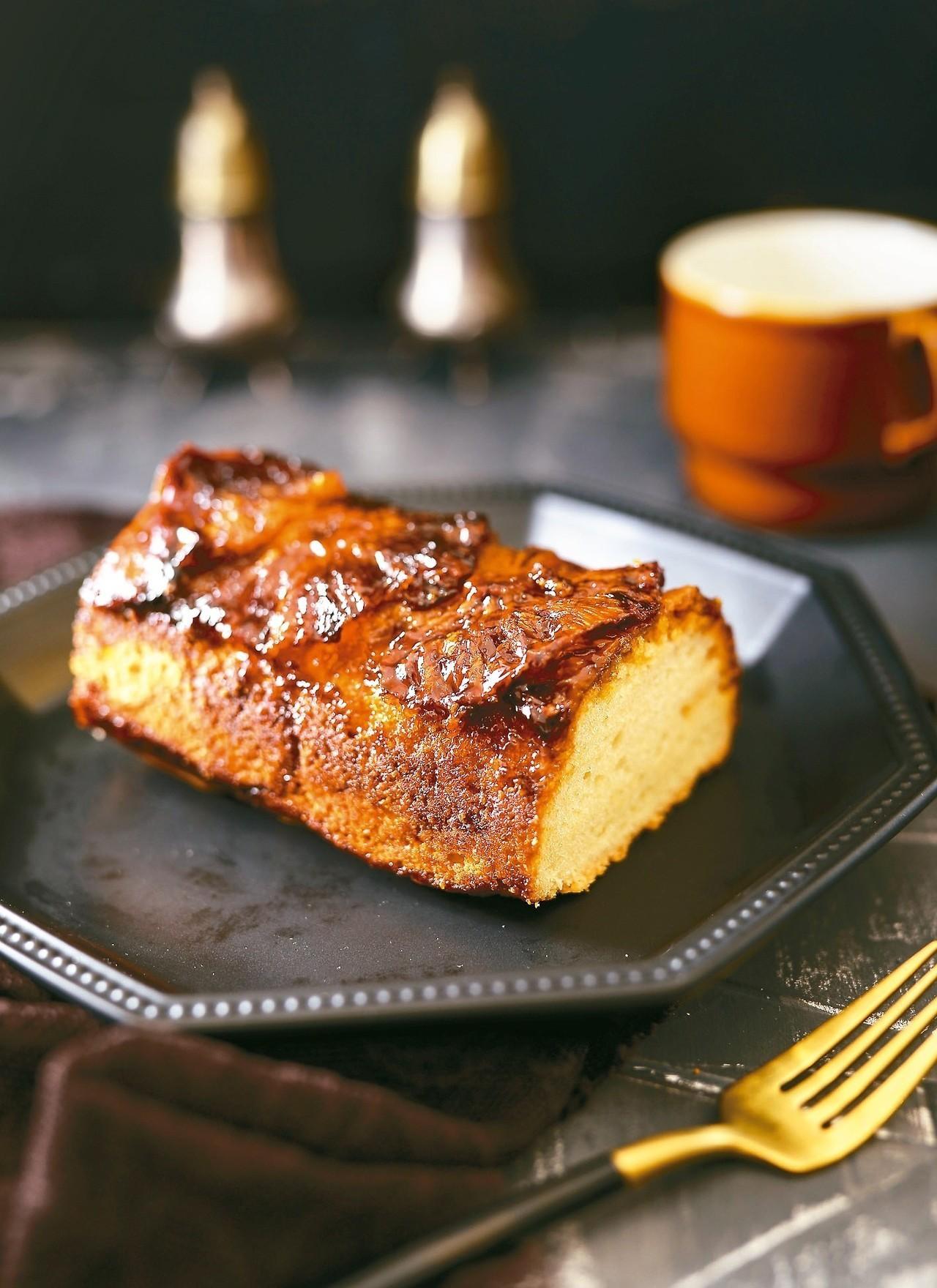 鳳梨反轉蛋糕