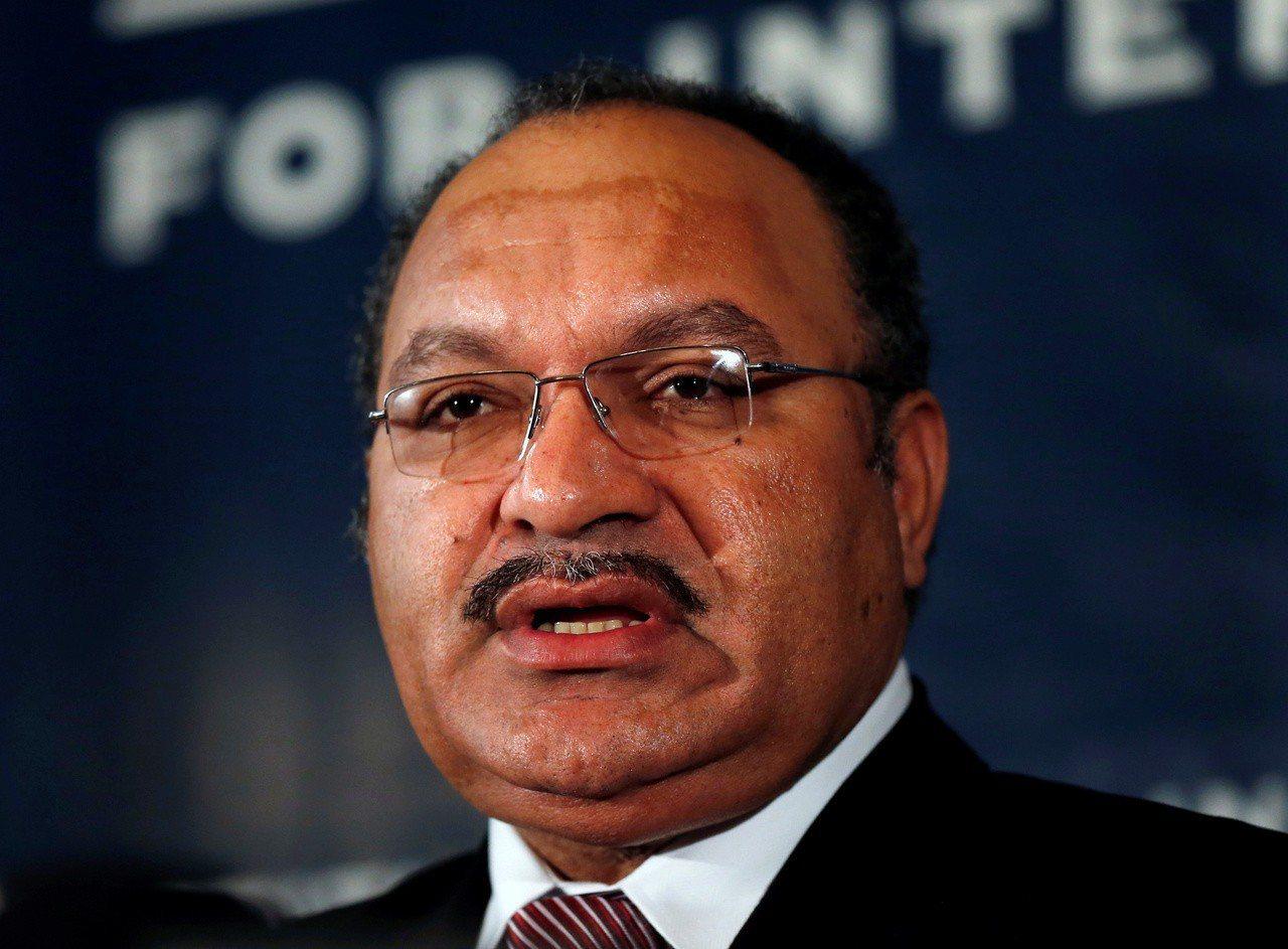 巴布亞紐幾內亞總理歐尼爾(Peter O'Neill)在執政黨內部一連串高調叛離...