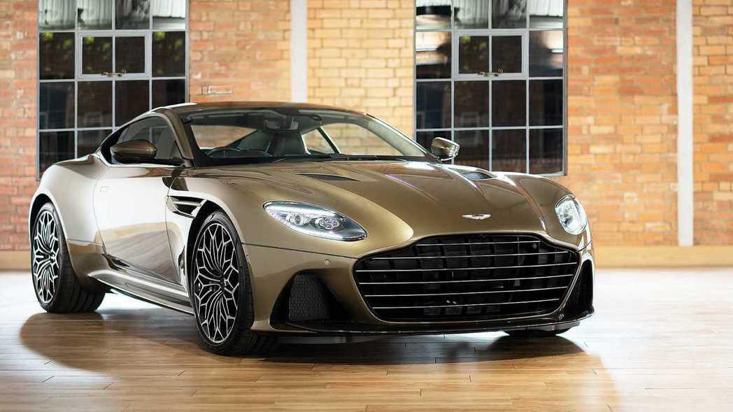 摘自Aston Martin
