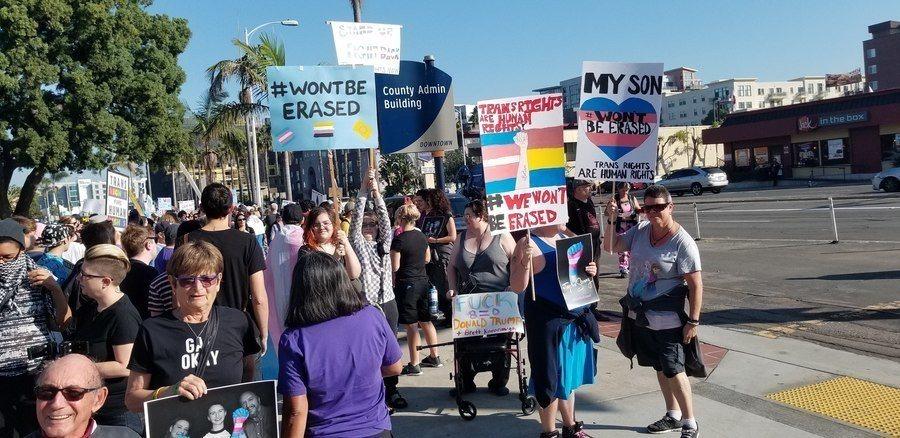 世界衛生組織宣布,跨性別者及性別不安者未來都不再將屬於精神疾病。(photo o...