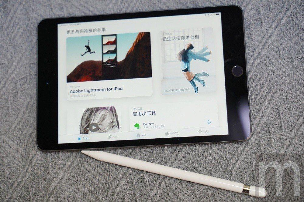 iPad mini加上Apple Pencil,幾乎可以成為方便隨身攜帶的數位手...