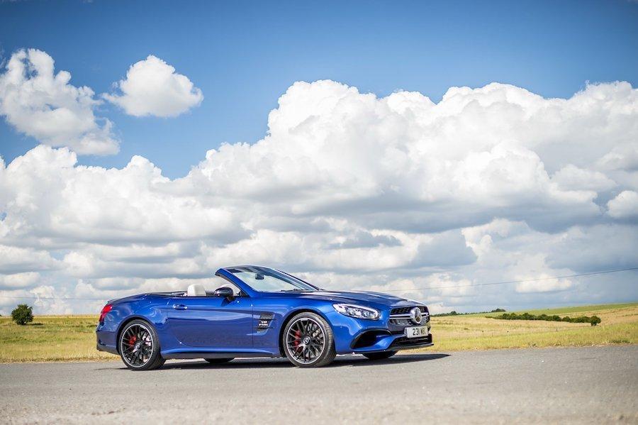 Mercedes-AMG SL63車款 驚傳本月底下台一鞠躬?