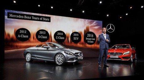 Mercedes-Benz將縮減北美市場販售車型 尋求簡化與資源最適運用
