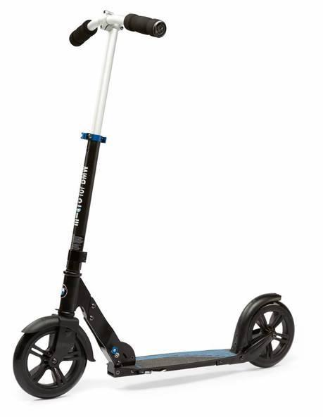 BMW推出電動滑板車 三萬台幣有找
