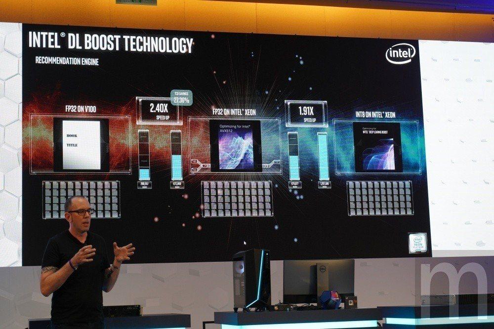 相比自有處理器產品也能提昇許多運算效能