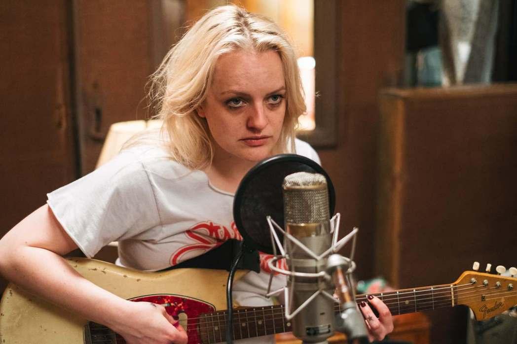 金球獎與艾美獎雙料視后伊莉莎白摩斯的「她的搖滾滋味」。圖/台北電影節提供
