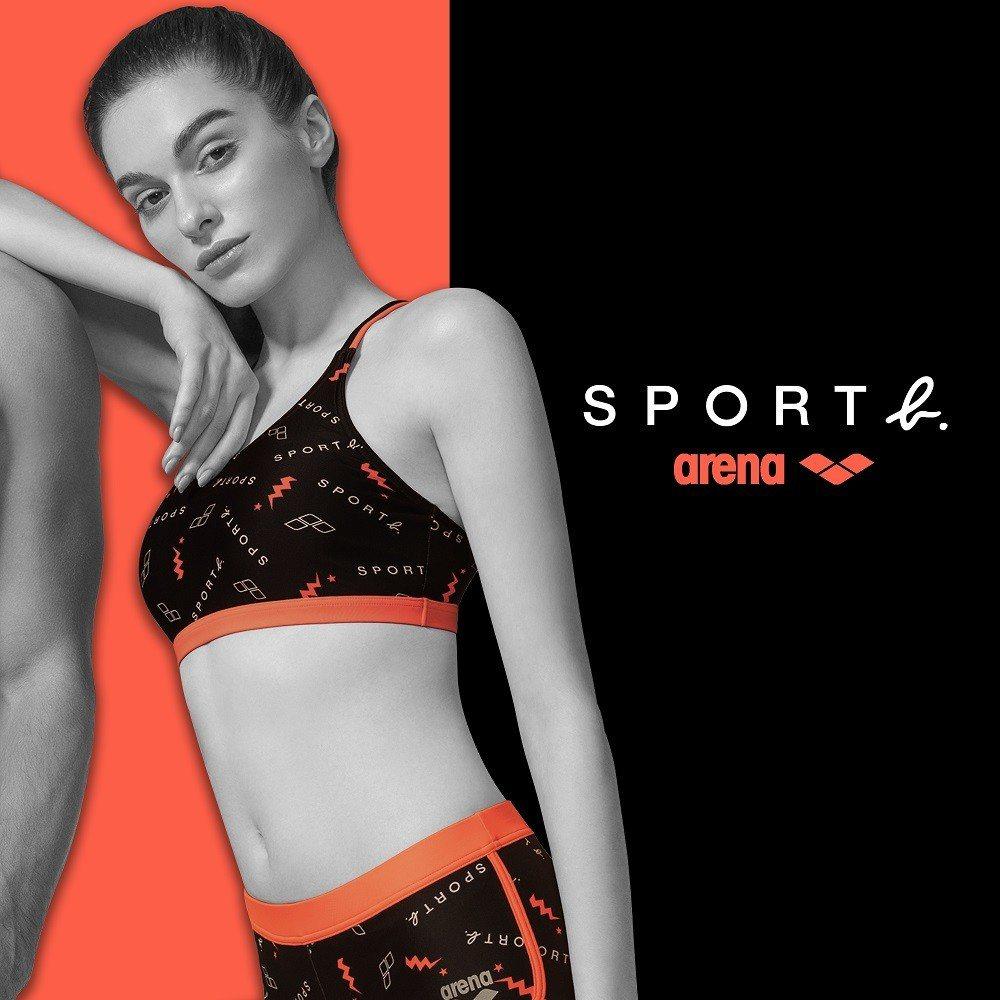 agnès b.年輕副牌SPORT b.,繼去年與法國游泳用品品牌arena合作...