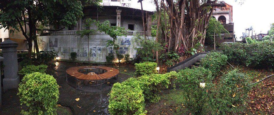 日籍畫家木下靜涯先生故居「木下靜涯舊居」也在環境改造下,修整植披、增加院內開放空...