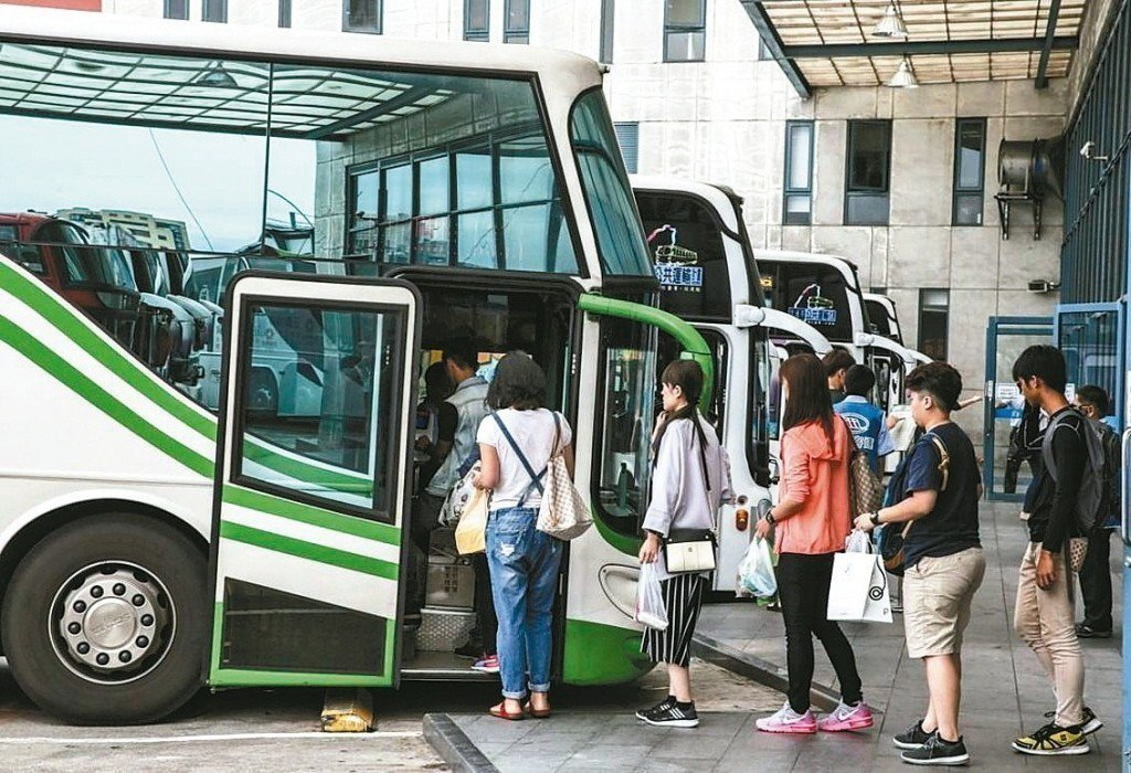 交通部推出端午連假國道客運票價優惠等3項優惠措施。 圖╱聯合報系資料照片