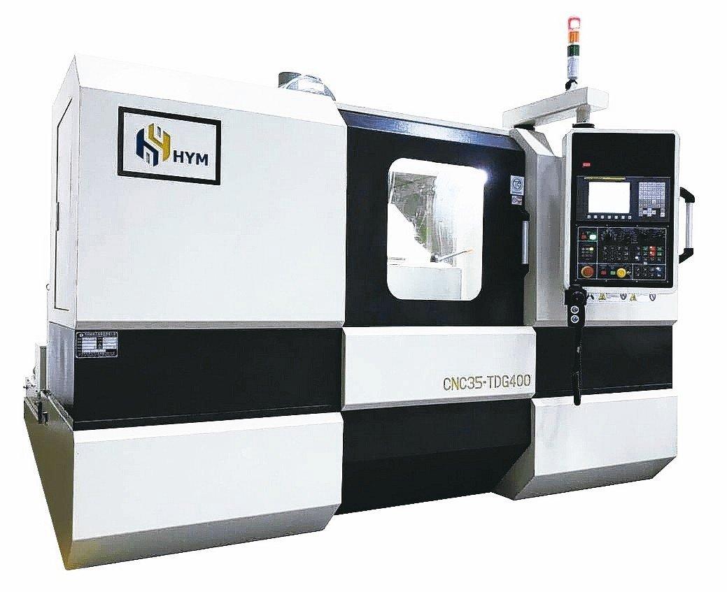 CNC35-TDG400電腦數值控制精密螺紋磨床,為精密螺紋加工的利器。 向應/...