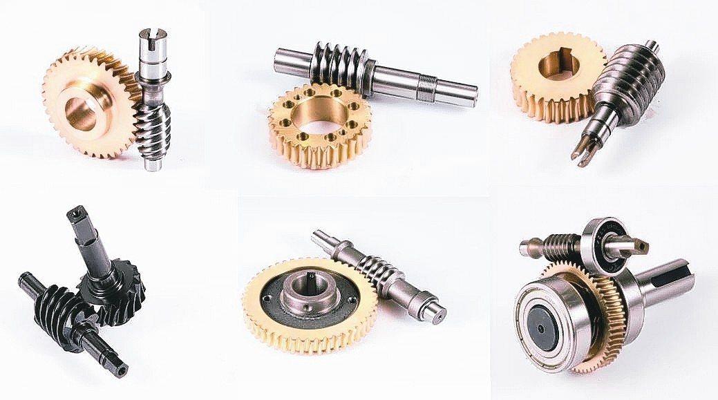 郡業公司以TUV ISO9001:2015品質管理系統檢驗生產零件來提供完善齒輪...