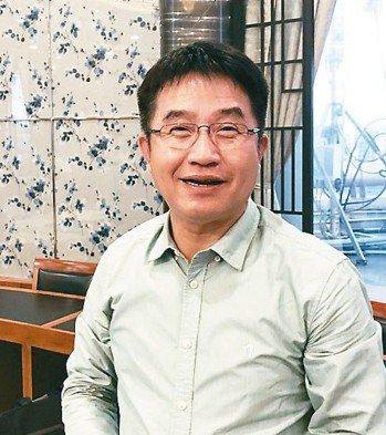 台虹總經理顏志明 (聯合報系資料庫)