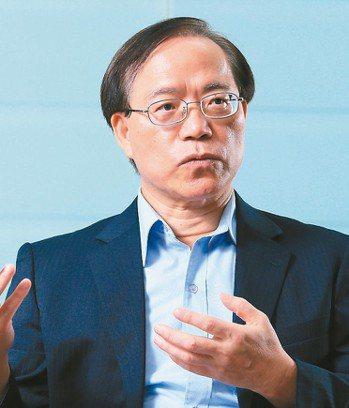 中華電董事長謝繼茂 本報系資料庫