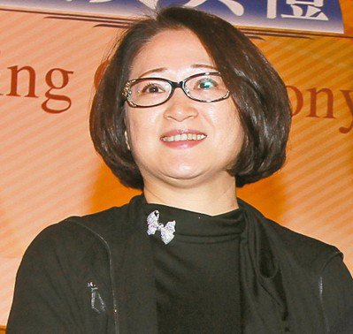 裕隆集團董事長嚴陳莉蓮 (本報系資料庫)