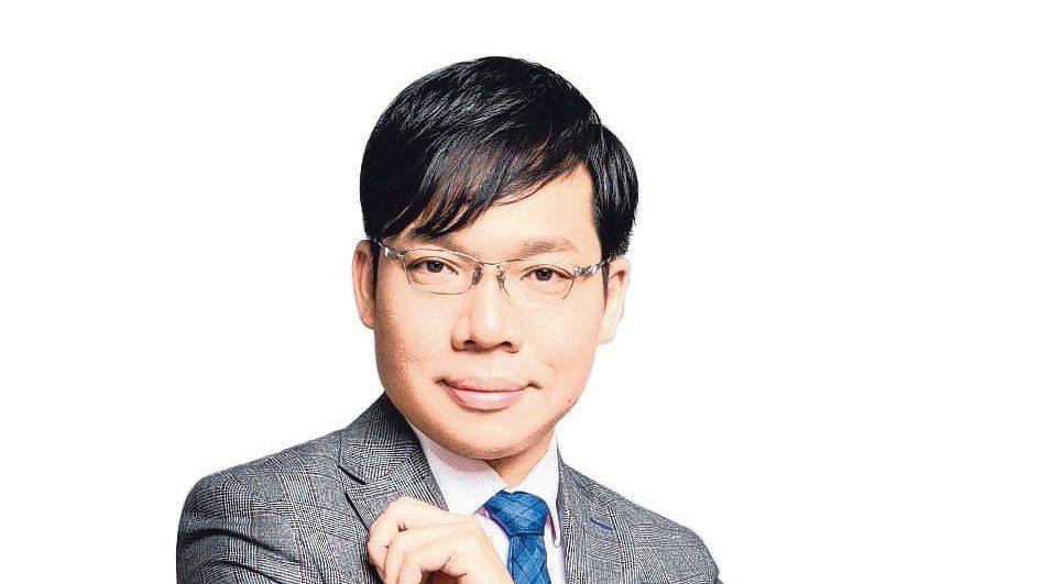 ETF領航大師林昌興(興哥)。 聯合晚報提供