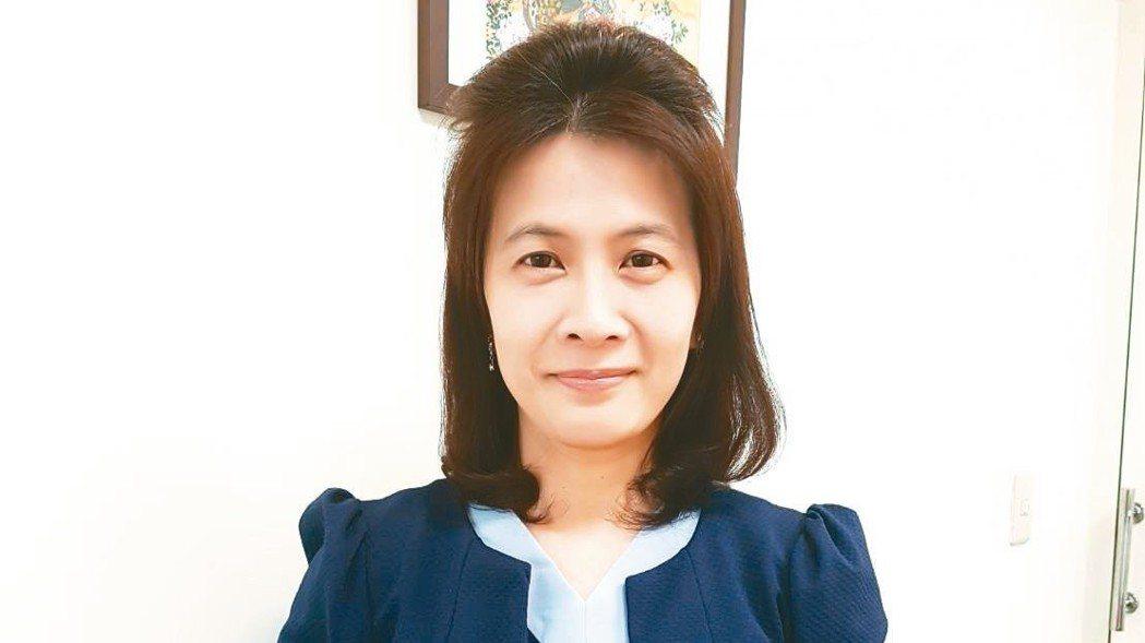台灣經濟研究院研究員劉佩真。 圖/劉佩真提供
