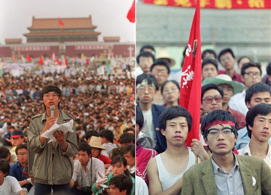「我們應該先撤退,繼續爭取民主!」1989年5月27日傍晚,天安門廣場的學生領袖...
