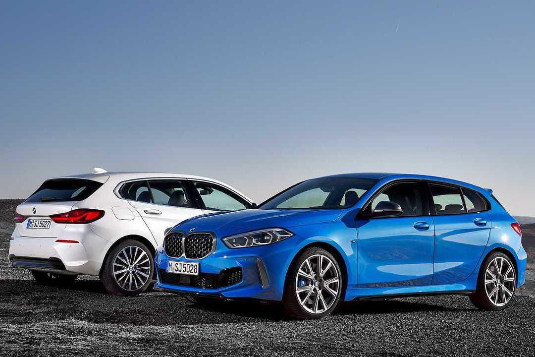 前驅新世代BMW 1 Series發表!M135i xDrive同步登場