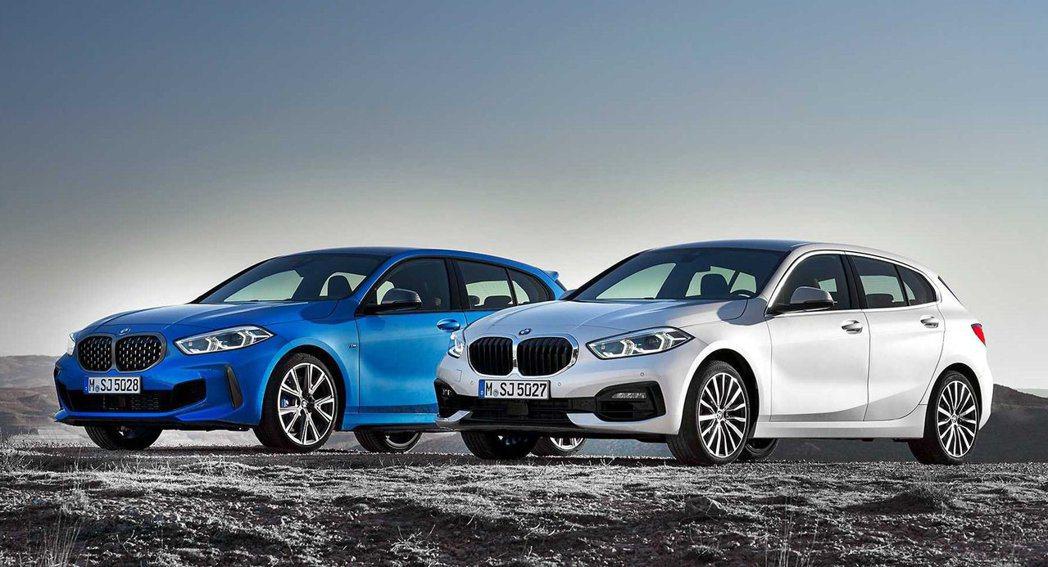 究竟前驅世代的BMW 1 Series能不能獲得消費者青睞呢! 摘自BMW