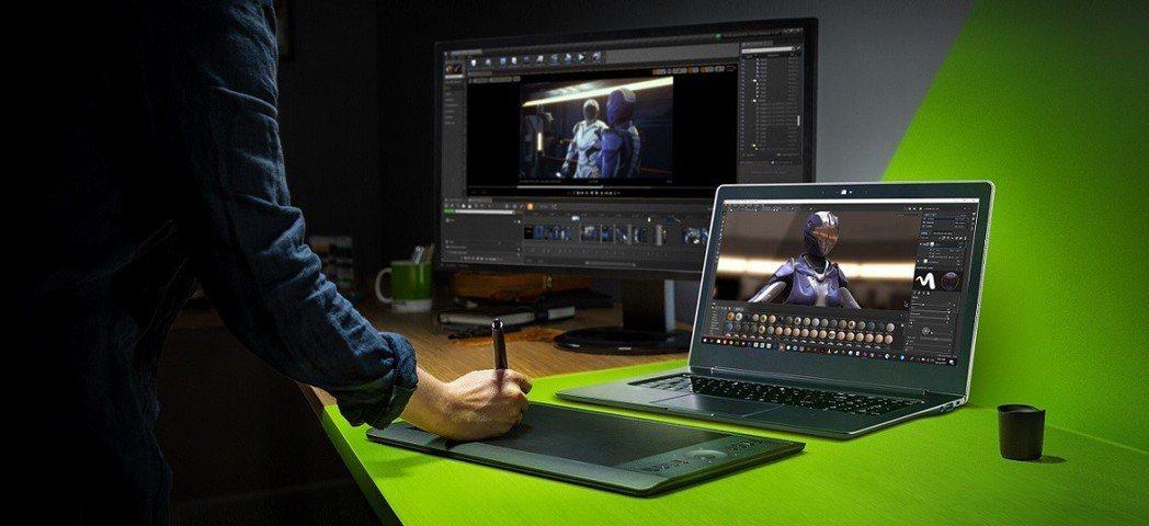 NVIDIA宣布推出NVIDIA Studio平台,為全球4千萬名創作者增進創作...