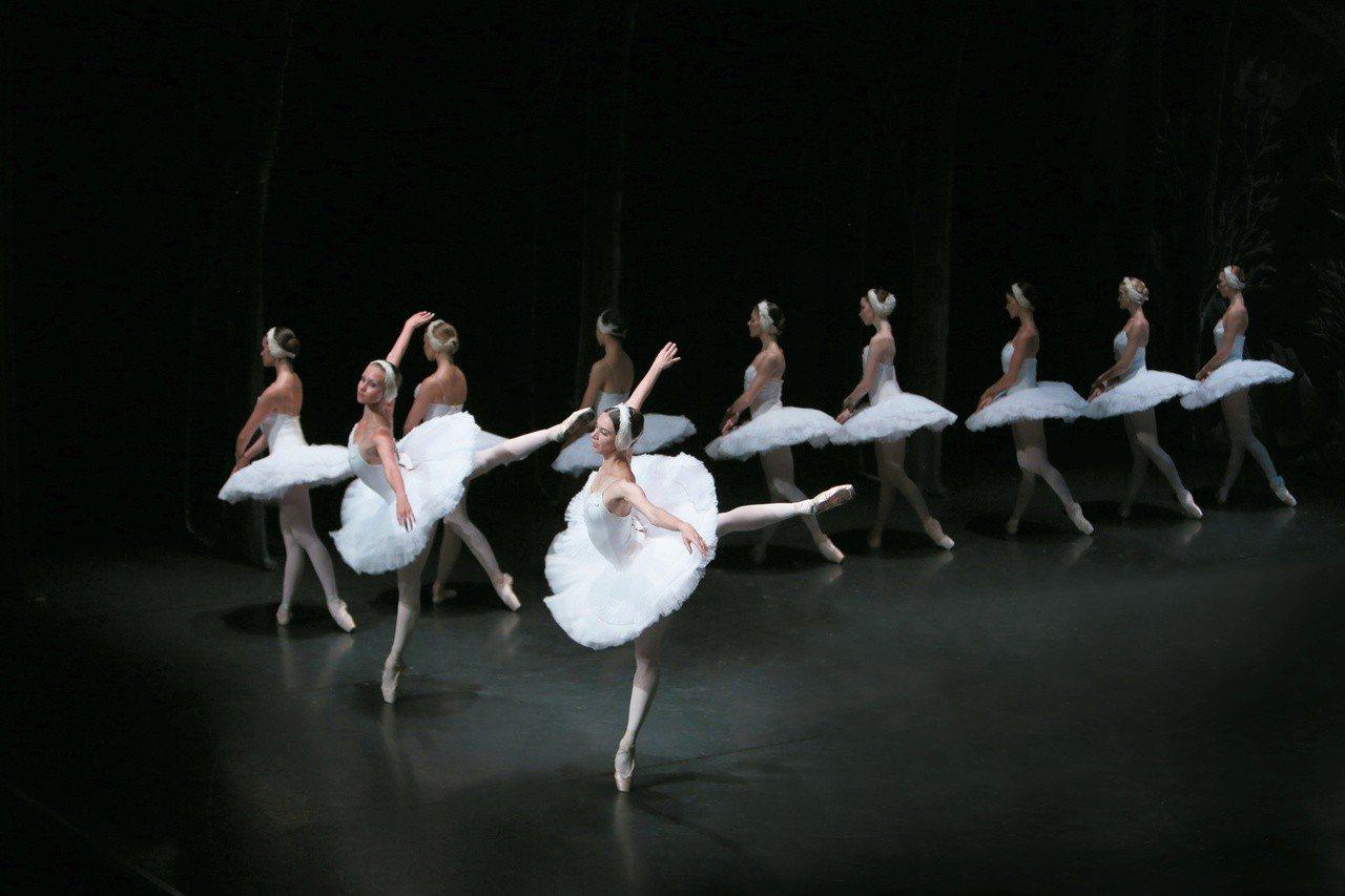 聖彼得堡芭蕾舞團,圖/聯合數位文創提供