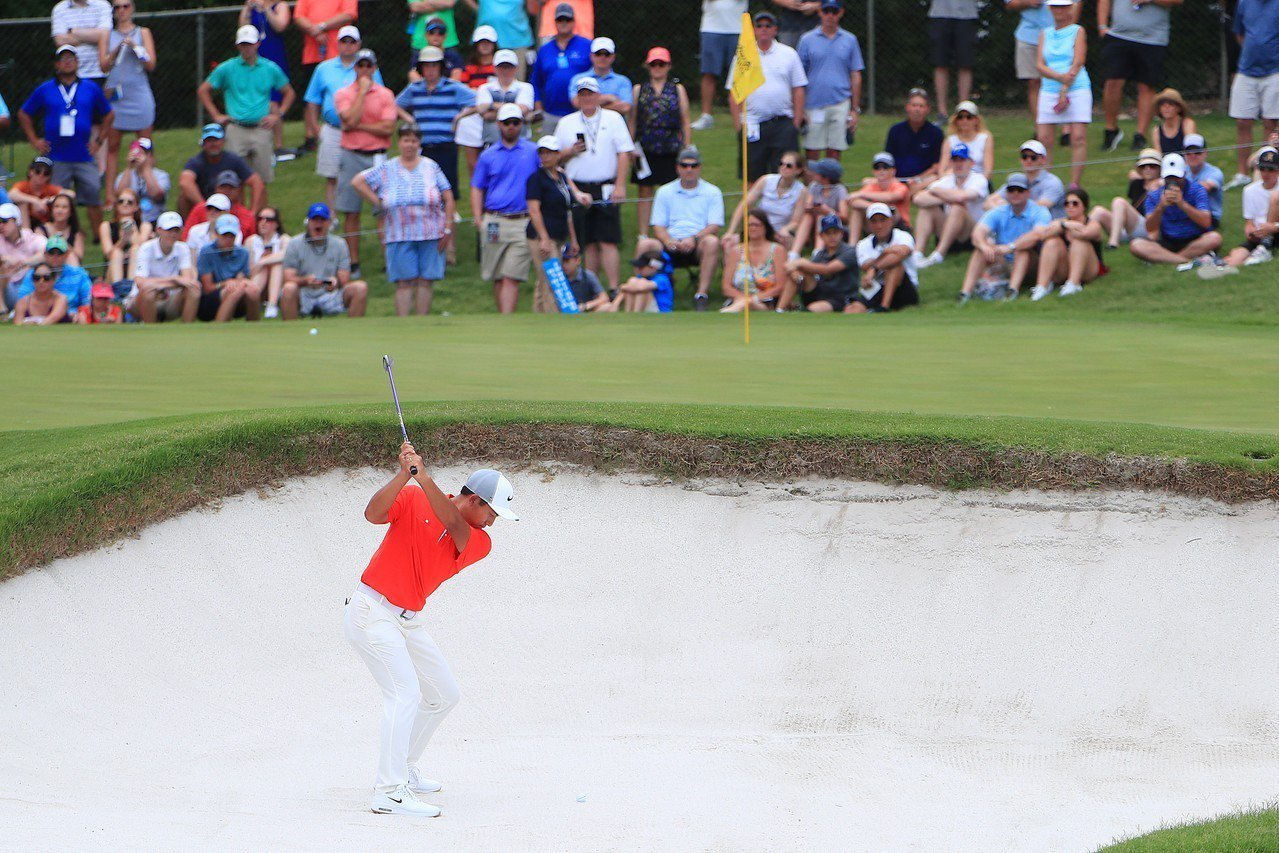 潘政琮最終以並列第三作收。圖/PGA TOUR提供