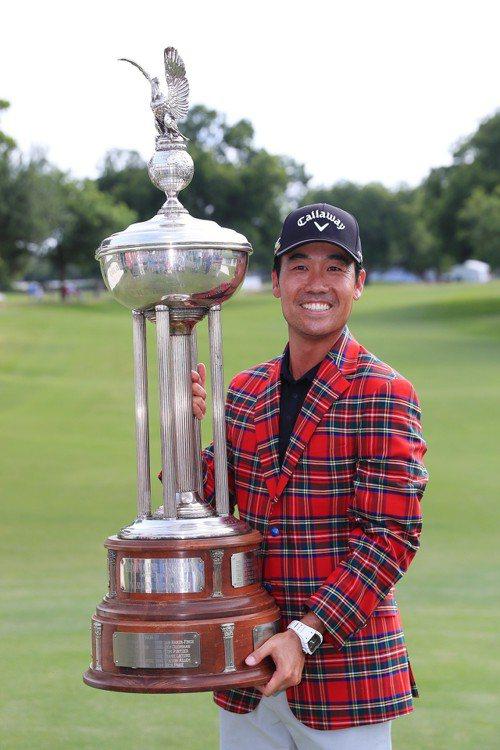 韓裔美籍的羅相昱奪下職業生涯第三冠。圖/PGA TOUR提供