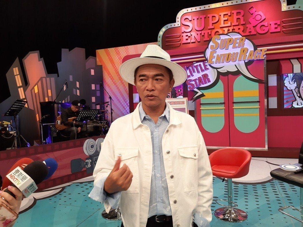 吳宗憲也加入大選戰局,他質問前高雄縣長楊秋興「你哪位?」 本報資料照片