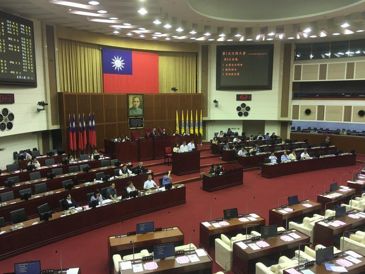 台北市長柯文哲今天下午赴市議會。記者張世杰/攝影