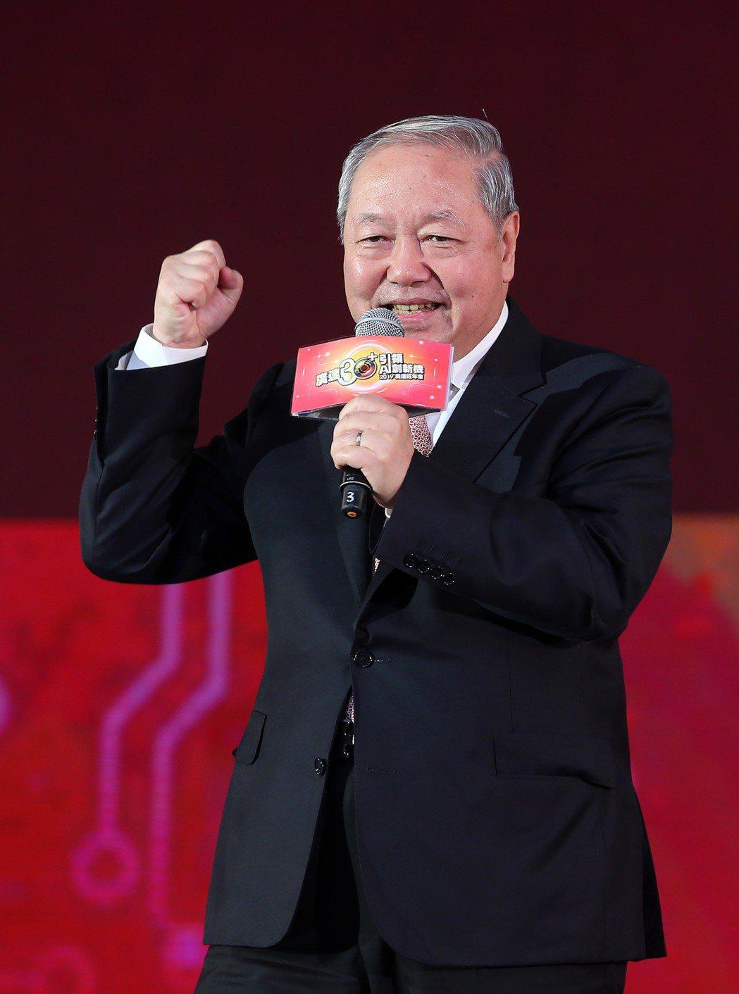 廣達副董事長梁次震。本報資料照片