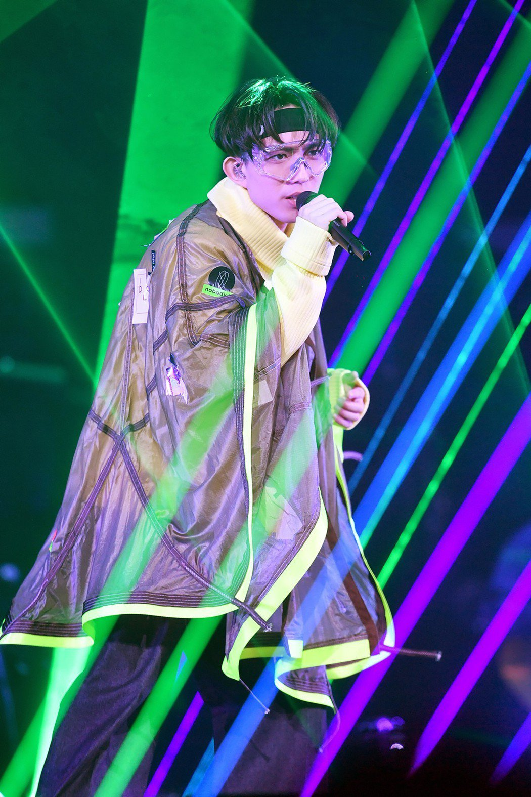 林宥嘉在香港紅館連辦3場「idol世界巡迴演唱會」。圖/華研提供