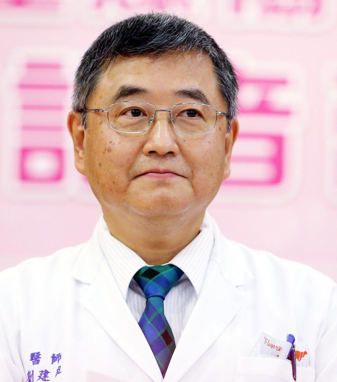 劉建良將於周五就任馬偕醫院第廿任院長。本報資料照片